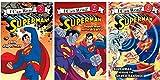 I Can Read Superman 3 Pack : I Am Superman, Superman Versus Bizarro, Superman Versus the Silver Banshee