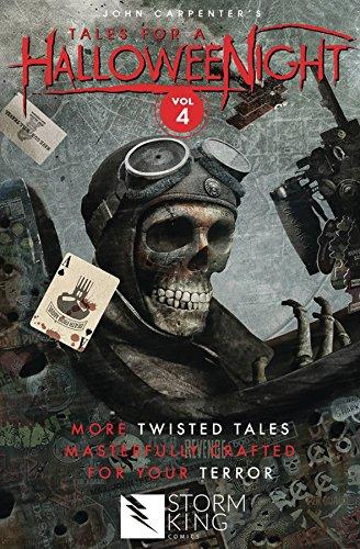 John Carpenter's Tales for a HalloweeNight: Volume 4 -
