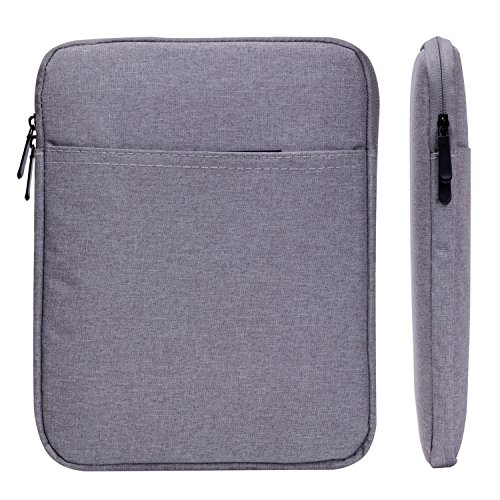 10.5 inch Waterproof Tablet Sleeve Case AFILADO Protective Travel Pouch Bag Cover Compatible with iPad Pro 9.7