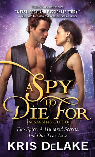 book cover of A Spy to Die for