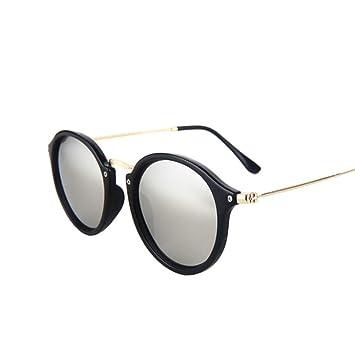 LETAM Gafas de sol Gafas de Sol Negras para Mujer Gafas de ...