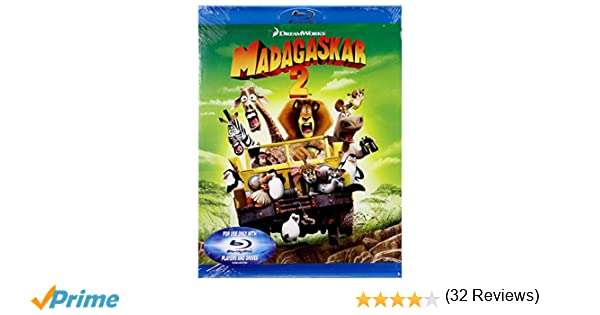 Madagaskar 2 Blu-Ray Region Free IMPORT No hay versión ...