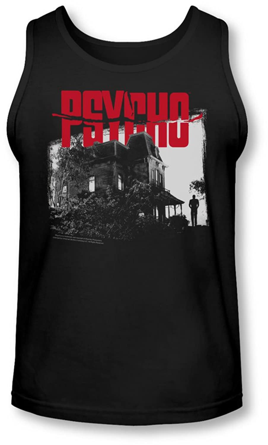 Psycho - Mens Bates House Tank-Top