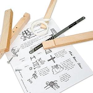 Mini Bow Saw Kit