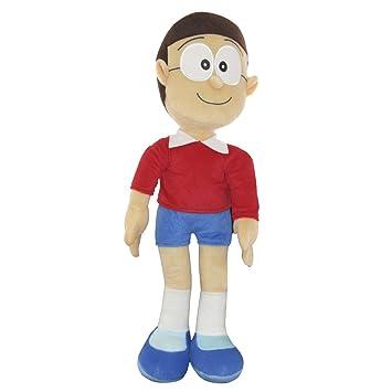 Play by Play Doraemon - Peluche Nobita (55 cm)