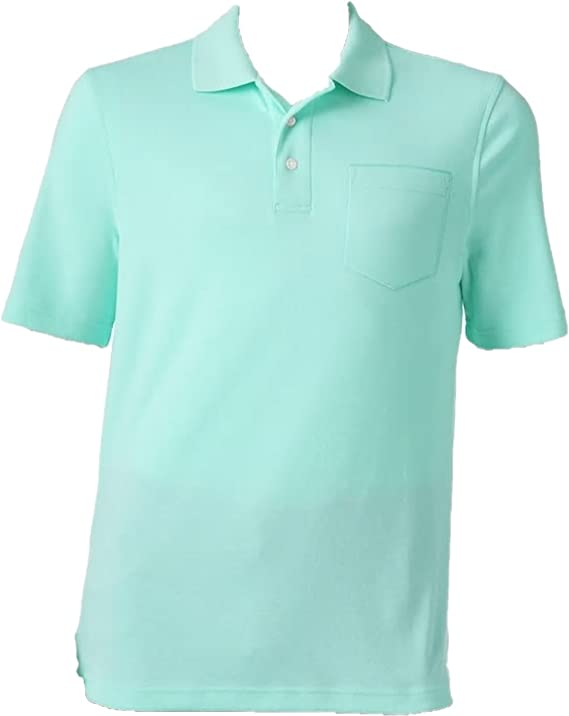 Clementine Mens Ultc-8405p-cool /& Dry Sport Polo with Pocket