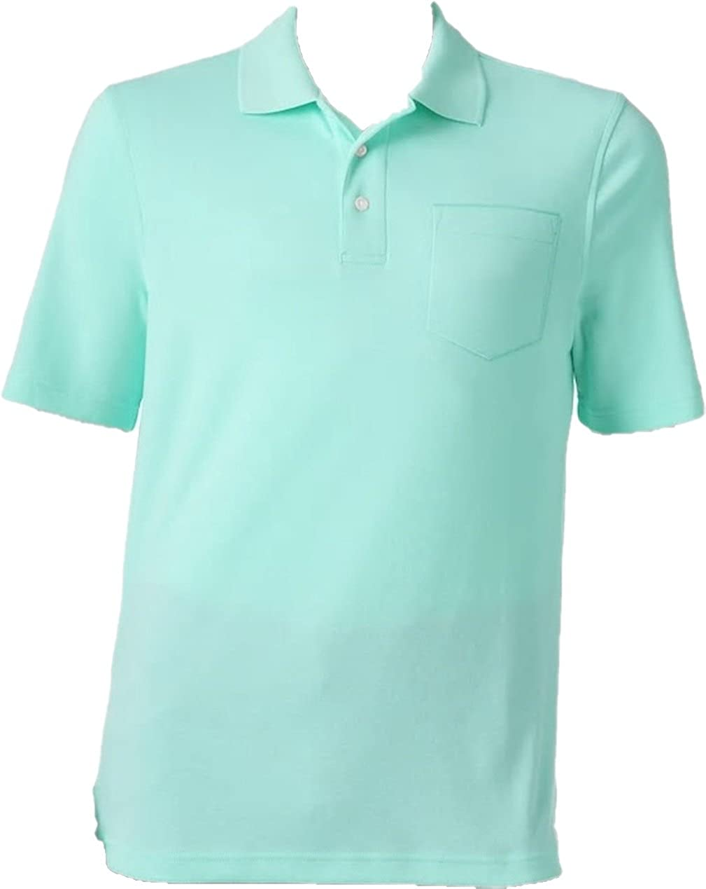 45fef865a Croft   Barrow Men s Signature Pocket Polo (Angel Blue