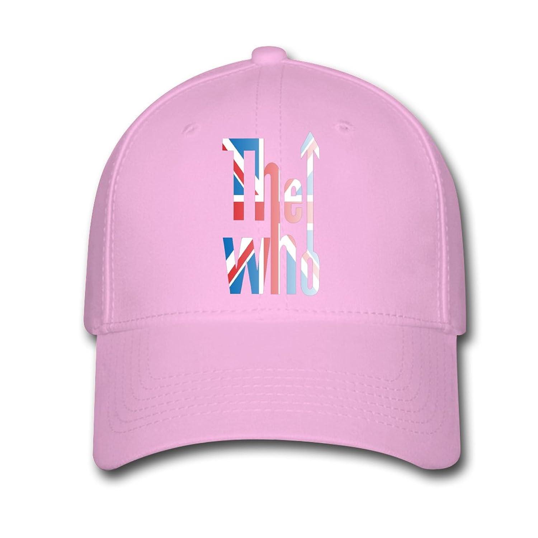 The Who 2016 Tour Logo Custom Printing Baseball Caps Sun Hats