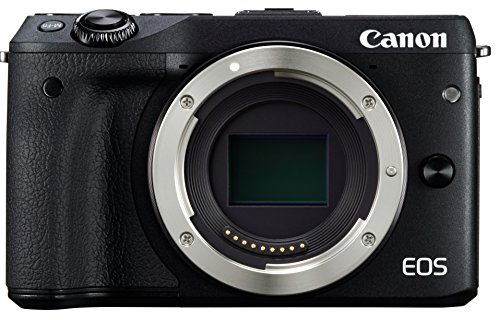 Canon EOS M3 (Black Body Only) - International Version