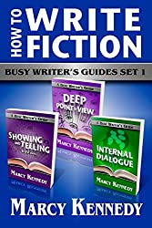 How to Write Fiction: Busy Writer's Guides Set 1