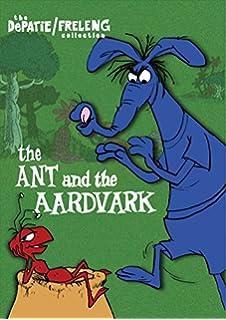 Ant And The Aardvark 17 Cartoons