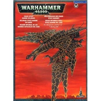 Warhammer: 40,000 Chaos Space Marines Heldrake