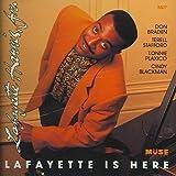 Lafayette Is Here by Lafayette Harris Jr (1994-03-17)
