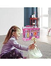 Ablerfly 12PCS Happy Birthday Doll Set, Niñas Play House Doll Toy Kids PP Toys Nearby