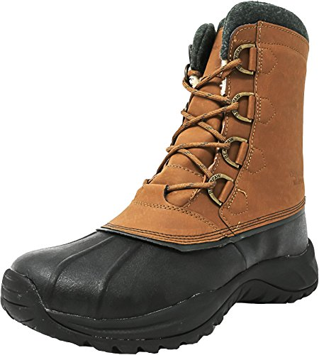 BEARPAW Mens Colton Snow Boot Hickory y8z43erW