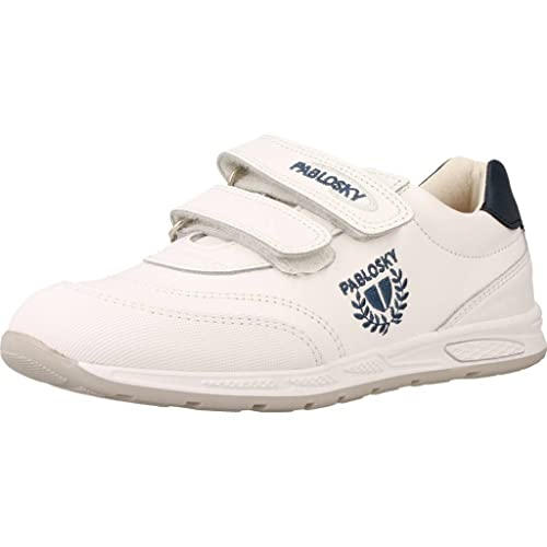 PABLOSKY Zapatillas para niï¿œo, color Blanco, marca, modelo Zapatillas Para Niï SUPERSTAR 80s Blanco: Amazon.es: Zapatos y complementos