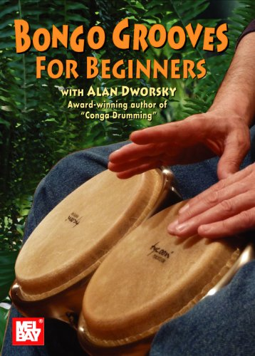 - Bongo Grooves for Beginners DVD