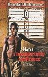 Haïti, l'insupportable souffrance par Robinson