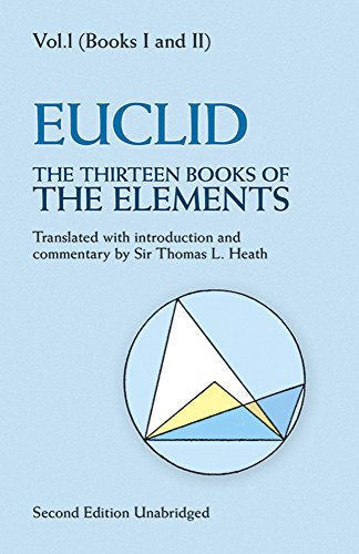 Pdf Math The Thirteen Books of the Elements, Vol. 1: Books 1-2