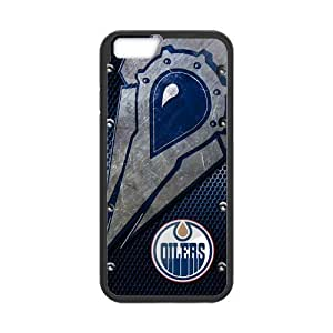 New Gift Edmonton Oilers Durable Case for Iphone 6 4.7 Snap On