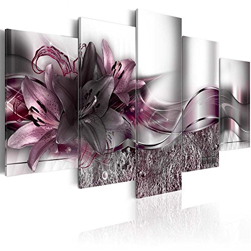Canvas Flower Wall Art Print for Living Room Bedroom Office Painting Wall Decal Home Decor Decorations Artwork Large by Canvas_Art_Design_2015