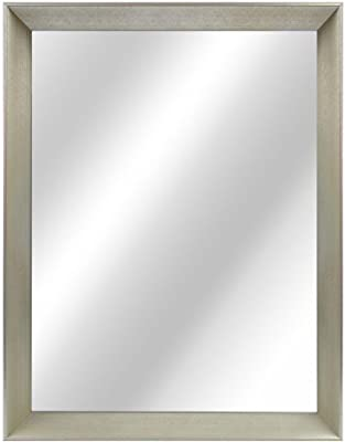 Amazon Com Mirrorize Ca Beveled Hanging Wall Decorative