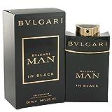 Facial Recognition Base - Bvlgari Man In Black by Bvlgari Eau De Parfum Spray 3.4 oz