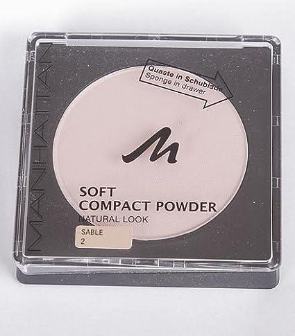 Manhattan Soft Compact Powder, transparent 0 Dr. Scheller Cosmetics AG 21000070010