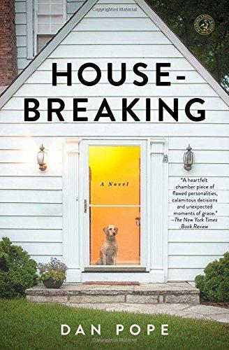Housebreaking Novel Dan Pope product image