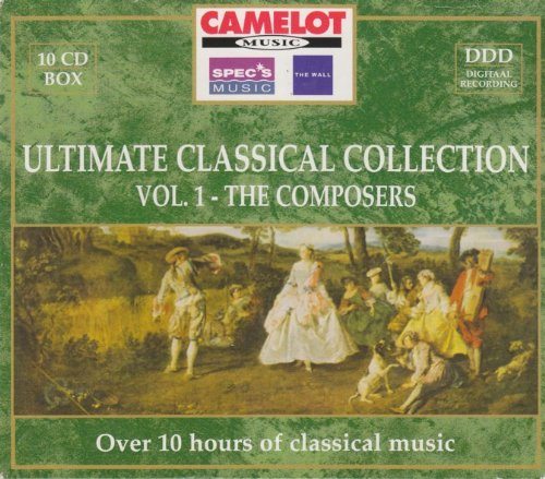 Ultimate Classical Collection, Vol. 1 - The Composers by Camelot