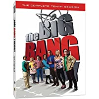 THE BIG BANG THEORY SEASON 10 . THE COMPLETE TENTH SEASON
