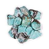 Crystal Allies 1 Pound Bulk Rough Amazonite Reiki