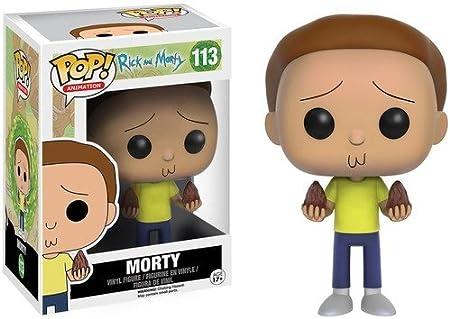 Funko - POP! Vinilo Colección Rick & Morty - Figura Morty (9016)