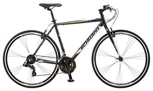Schwinn Mens Volare 1200 Bike, 700c, Grey