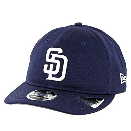 New Era 950 San Diego Padres Team Choice Retro Snapback Hat (LNV) Men's Cap (Retro Sports San Diego)