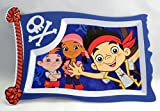 Meal Time Magic Official Disney Store Jake and the Neverland Pirates Shaped Melmac Plate