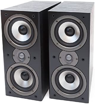 Polk Monitor40 Series II Two Way Bookshelf Loudspeaker Pair