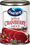 Ocean Spray Cranberry Sauce Jellied, 14-Ounce Bottles (Pack of 24)
