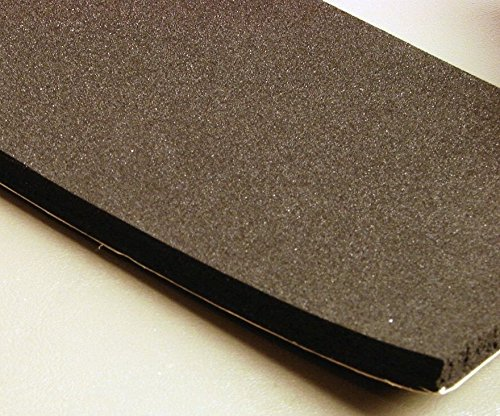 Adhesive Foam Discs (Foam Rubber Sheets 3/8