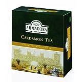 AHMAD TEA Cardamom Black Teabags, 100 Count