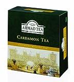 Ahmad Tea Cardamom Tea, 100 Count