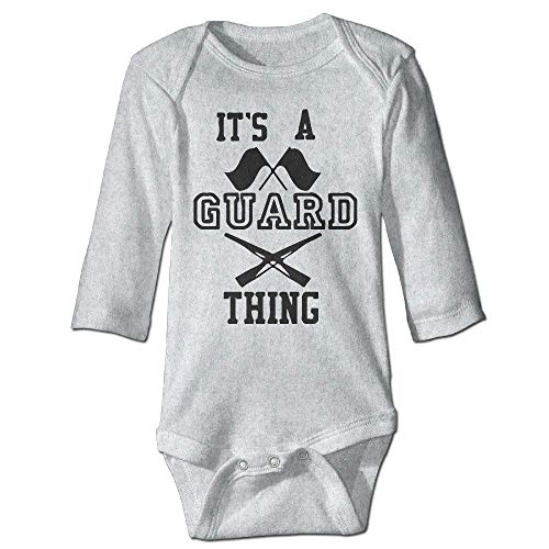 Baby Onesie Its A Guard Thing Newborn Clothes Infant Outfits Long Sleeve Bodysuit