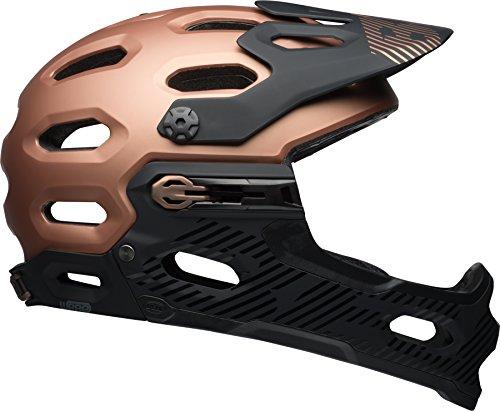 Bell Super 3R MIPS Adult MTB Bike Helmet (Matte/Gloss Copper/Black (2018), Large)