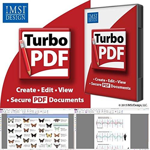 TurboPDF [Download] by IMSI/Design