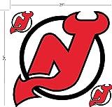 NHL New Jersey Devils Wallmarx
