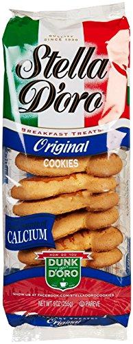 - Stella D'Oro Breakfast Treats - Original - 9 oz