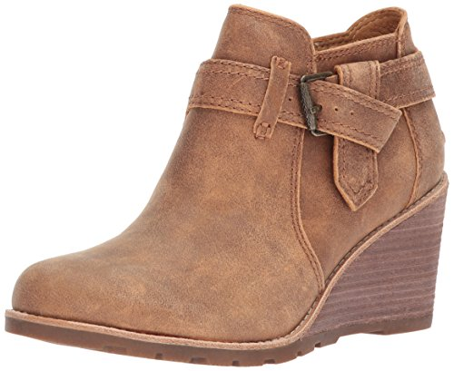 Women's Liberty Rosa Ankle Sider Boot Top Sperry Brown tqwSp