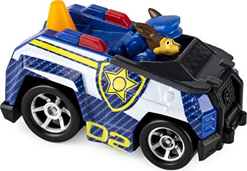 51mr JpWszL Tema de licencia infantil: Patrulla Canina Los héroes de la exitosa serie de televisión Paw Patrol ahora están disponibles por primera vez como juguetes de metal. Este set de regalo incluye: Zuma, Chase, Marshall, Rubble y Rocky & Skye como versiones exclusivas (solo incluidas en este set)