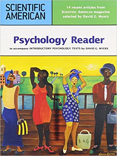 Sci Amer Reader T/a Psych