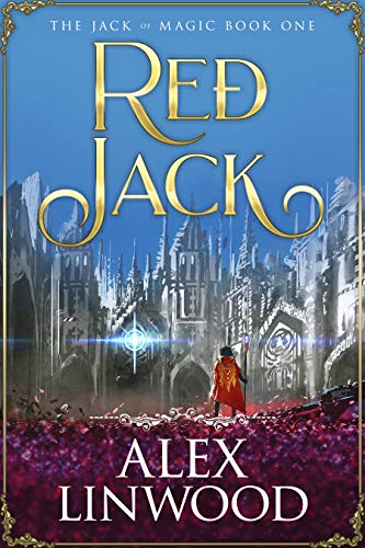 Red Jack (The Jack of Magic Book 1)